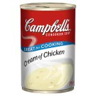 Campbell's condensed cream of chicken soup
