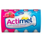 Actimel raspberry - 8x100g Brand Price Match - Checked Tesco.com 16/07/2014