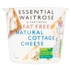 Waitrose LoveLife Calorie Controlled fat free cottage cheese - 300g