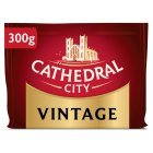 Cathedral City vintage Cheddar cheese - 300g Brand Price Match - Checked Tesco.com 27/08/2014