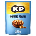 KP Unsalted Roasted Peanuts - 270g