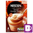 Nescafé café menu limited edition - 8x21.5g