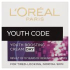 L'Oreal Youth Code rejuvenating anti-wrinkle day cream - 50ml