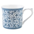 V & A piccolo blue mug - each