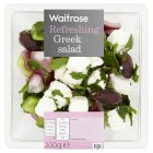Waitrose Greek salad - 200g