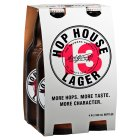 Hop House Lager 13 - 4x330ml Introductory Offer