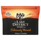 The Lake District Cheese Co. mature cheddar - 350g