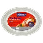 BacoFoil disposable turkey tray