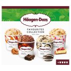 Häagen-Dazs Little Favourites 4 Cups - 4x100ml