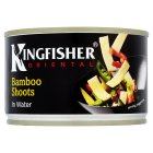 Kingfisher Oriental canned bamboo shoots in water - drained 120g Brand Price Match - Checked Tesco.com 03/02/2016