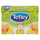 Tetley green tea lemon 50 tea bags