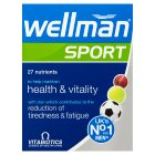 Vitabiotics wellman sport tablets - 30s Brand Price Match - Checked Tesco.com 16/07/2014