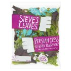 Steve's Leaves Persian cress & luscious leaves - 60g