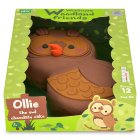 Waitrose Woodlands friends Ollie the owl cake - 900g