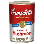 Campbell's condensed cream of mushroom soup - 295g Brand Price Match - Checked Tesco.com 05/03/2014
