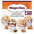 Häagen-Dazs Caramel Collection - 4x100ml Introductory Offer