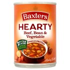 Baxters hearty beef & vegetable - 400g