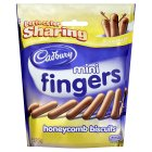 Cadbury mini fingers honeycomb
