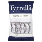 Tyrrell's lightly sea salted potato chips