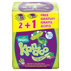 Pampers Kandoo magic melon toilet wipes refills - 110s