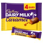 Cadbury Dairy Milk Caramel - 4 pack - 154g Brand Price Match - Checked Tesco.com 21/04/2014