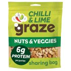 Graze Punchy Protein Nuts - 118g