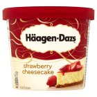 Haagen Dazs strawberry ice cream