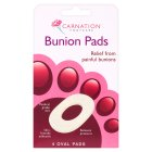 Carnation bunion pads - 4s