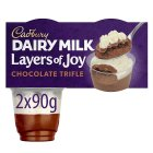 Cadbury Trifle - 2x90g Brand Price Match - Checked Tesco.com 30/03/2015