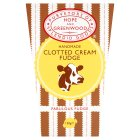 Hope & Greenwood clotted cream fudge - 150g