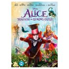 DVD Alice Through the Looking Glass -