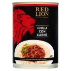 Red Lion Foods chilli con carne - 392g