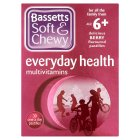 Bassetts Soft & Chewy everyday health multivitamins - 30s Brand Price Match - Checked Tesco.com 04/12/2013