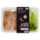Heston from Waitrose 2 five-spice duck breasts & pak choi - 504g