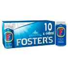 Foster's fridge pack - 10x440ml
