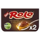 Nestle Rolo Dessert - 2x70g Brand Price Match - Checked Tesco.com 16/04/2014