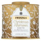 Twinings Christmas afternoon black tea loose - 100g