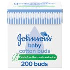 Johnson's Cotton Buds - 200s