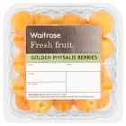 Waitrose Golden Physalis Berries - 160g