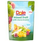 Dole Mixed Fruit with Cherry in Juice - drained 220g