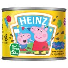 Heinz Peppa Pig pasta shapes - 205g Brand Price Match - Checked Tesco.com 02/03/2015