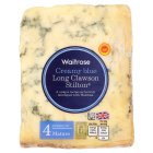 Waitrose Long Clawson creamy blue Stilton cheese - 325g
