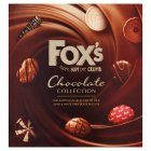 Fox's luxury chocolate biscuit selection - 395g