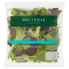 Waitrose baby leaf salad