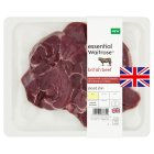 essential Waitrose British Beef Sliced Shin - 375g
