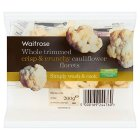 Waitrose Cauliflower florets - 200g