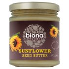 Biona Sunflower Seed Butter - 170g New Line