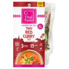 Thai Taste easy thai red curry kit - 224g