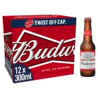Budweiser USA - 12x300ml