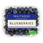 Waitrose Aromatic and Vibrant Blueberries - 125g New Season